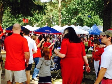 Paid Events: Tailgate at The Grove! ***LSU vs Ole Miss***