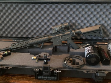 Selling: VFC MOD VR16 -  Polarstar fusion engine