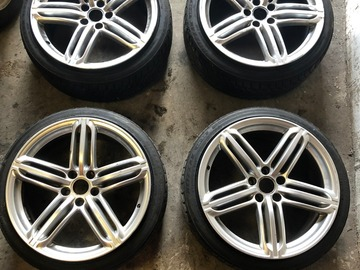 Selling: Audi TT/TTS/TTRS Peelers
