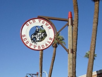 Monthly Rentals (Owner approval required): Scottsdale AZ, Old Town Scottsdale Garage