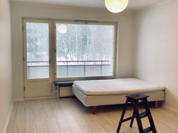 Annetaan vuokralle: Huone kauniista kaksiosta Pohjois Haagassa