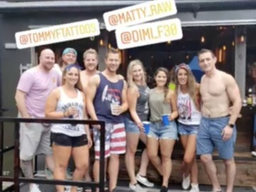 Paid Events: NY Giants tailgate vs. Bills - Fully stocked mobile bar!