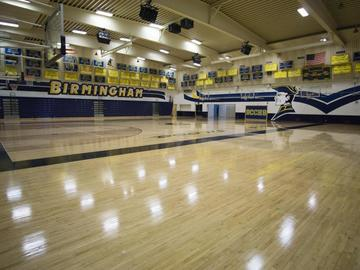 Available to Book: Birmingham Community HS - Gymnasium