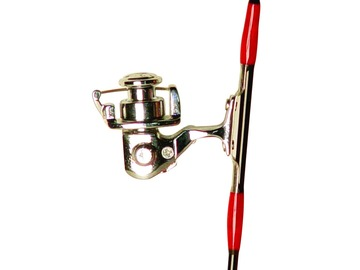 Buy Now: Lot of 25-Chuck Woolery Spin-Cast Fishing Rod Antenna