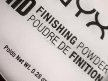 Venta: NYX HD Finishing Powder