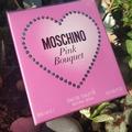Venta: Pink bouquet de Moschino NUEVA