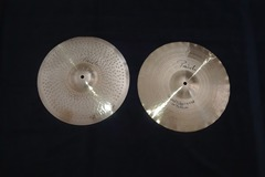 VIP Members' Sales Only: Paiste sound edge 14 inch hi hats , signature series