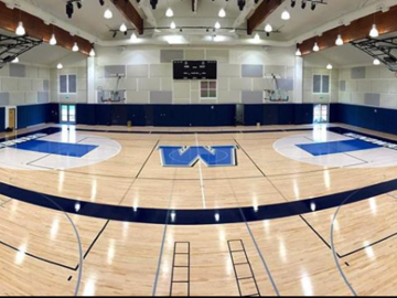 Available!: Windward School - Gymnasium