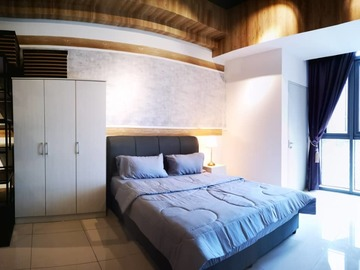 For rent (month/hour): Studio in Vivo Residential Suites @ 9 Seputeh