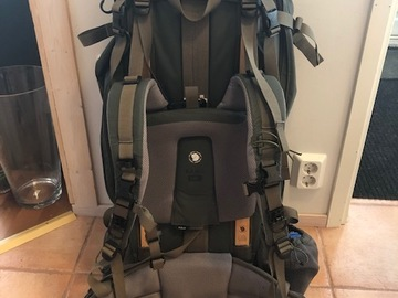 Renting out (per day): Fjällräven Kajka 100L