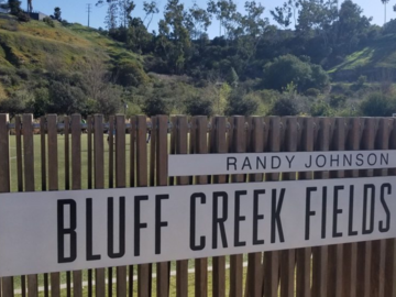 Available to Book: Playa Vista - Bluff Creek Soccer Field