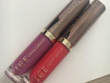 Venta: Vice Liquid Lipstick UD