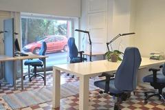 Renting out: Työpöytäpaikka esim. tutkijalle tai kirjoittajalle