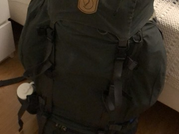 Renting out (per day): Fjällräven Kajka 65l