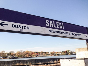 Monthly Rentals (Owner approval required): Salem MA, Daily Train Commuter Parking at a Great Rate.