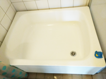 Myydään: Moving sale - toddler's  bathtub