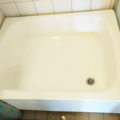 Selling: Moving sale- Toddler's bathtub fits into shower