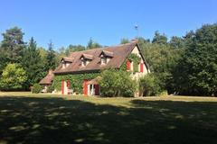NOS JARDINS A LOUER: Parc boisé en Sologne