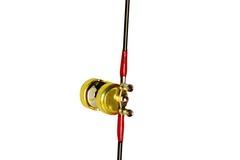 Liquidation Lot: Chuck Woolery Bait-Cast Fishing Rod Antenna