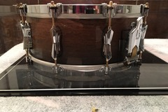 SOLD!: SOLD! for $925 -  British Drum Co. The DUKE Snare  # 42 of 50