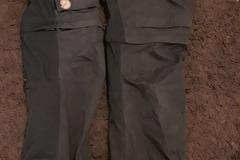 Renting out (by week): Fjällräven keb gaiter housut koko 36 (musta)
