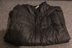 Vuokrataan (viikko): Fjällräven keb padded jacket w koko s (musta)