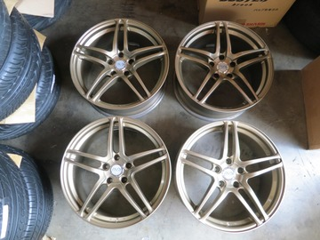Selling: YOKOHAMA AVS MODEL 5 18X8 +30, 5X114.3