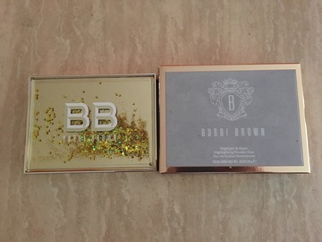 Venta: Highlight & Glow Highlighting Powder Duo. Bobbi Brown