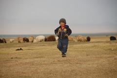 Réserver (avec paiement en ligne): Nomadic trails - short version - Kyrgyzstan