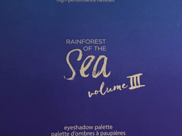 Venta: Paleta sombras Sea Volume III
