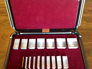Selling with online payment: Gulden Ophthalmics Loose Prism Set