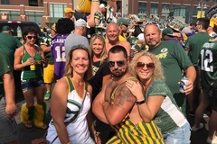 Free Events: Party with the best at Lambeau! Packers vs Vikings