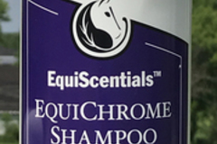 Products: EquiScentials EquiChrome Shampoo