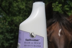 Products: EquiScentials Hair & Hoof Moisturiser