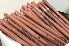 Buy Now: Wholesale Lot (62) Too Faced Perfect Lips Lip Liner PERFECT NUDE
