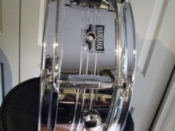 Selling with online payment: yamaha 70's snare / from dave mattacks collection
