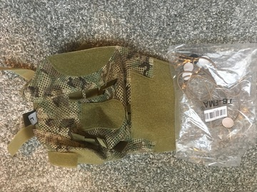 Selling: FAST HELEMT COVER MULTICAM FMA