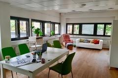 Renting out: Toimitilaa vuokrattavana Pohjois-Haagassa hyvien yhteyksien varre