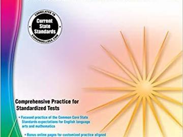 Liquidation Lot: 50 x Spectrum Test Practice Workbook, Grade 1