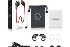 Liquidation Lot: (50) Bluetooth Headphones Mainuode M1 V4.1 In Ear Earphones