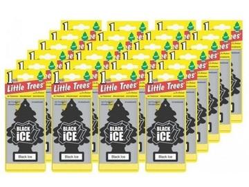Buy Now: Little Tree Air Fresheners *BLACK ICE* - 144 Pack. (Full Case)