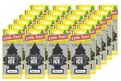 Buy Now: Little Tree Air Fresheners *BLACK ICE* - 144 Pack. (Full Case)
