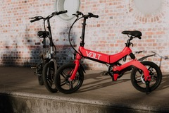 Weekly Rate: VOLT Mate Electric City E-Bike