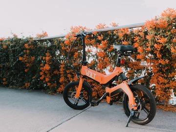 Daily Rate: VOLT Mate Electric City E-Bike