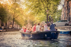 Rent per person: Poetry on a Boat | Amsterdam