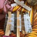 Selling with online payment:  Healing Smudge & Selenite Wand