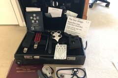 Selling with online payment: All optometry school equipment