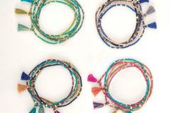 Class Online Payment: Tassel Bracelet making class
