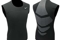 Liquidation Lot: Nike Men's Hyperwarm Sleeveless Top FREE SHIPPING !