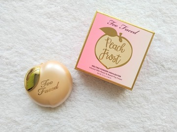 "Venta: Iluminador Peach Frost ""Enlumineur"" Too Faced"